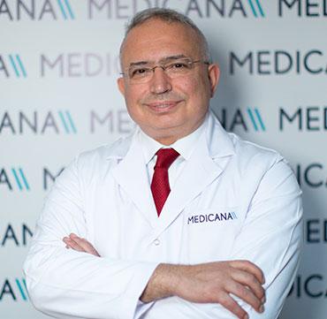 Otorhinolaryngologist Ali Divil