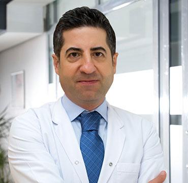 M.D. Professor of Medicine Peykan Türkçüoğlu